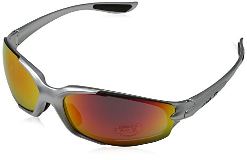 XLC Sonnenbrille Galapagos SG-C06, Silber, One Size