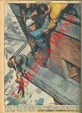 A Torino bimbo di sei anni esce sul terrazzo al nono piano, scavalca la ringhiera e aggrappandosi alle sbarre si lascia penzolare nel vuoto...