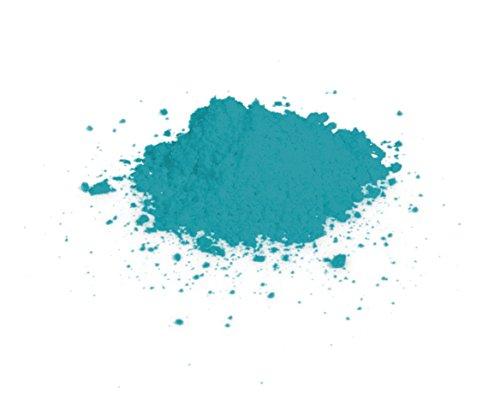 Rayher Hobby 35016390 Farbpigment, Pet Flasche, SB-Box 20 ml, Türkis, 11 x 6 x 2,6 cm