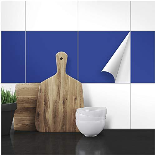 Wandkings Fliesenaufkleber - 33 x 33 cm, 200 Stück für Fliesen in Badezimmer, Küche & mehr