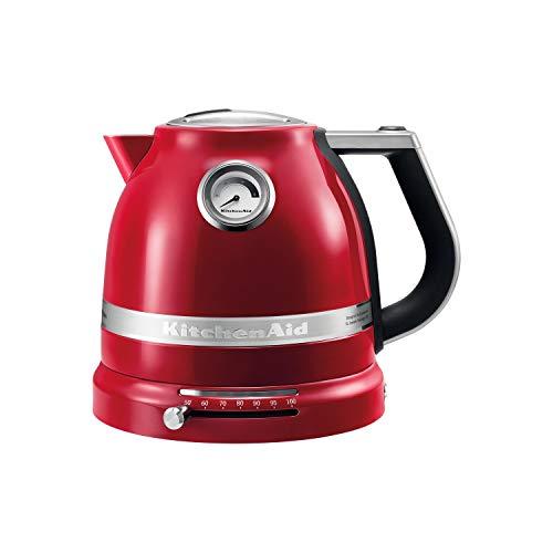 KitchenAid Artisan 1.5L Temperature Control Kettle 5KEK1522BER (Empire Red)
