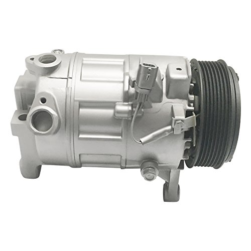 RYC Remanufactured AC Compressor and A/C Clutch FG667 (ONLY Fits 2007-2011 Nissan Altima 3.5L)
