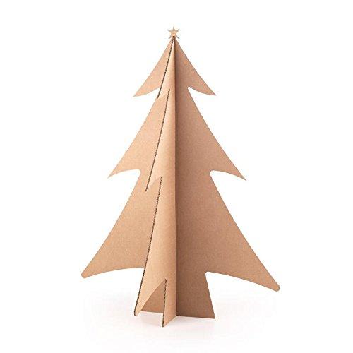 ARBOL DE CARTÓN Navidad XL 197 CM Altura