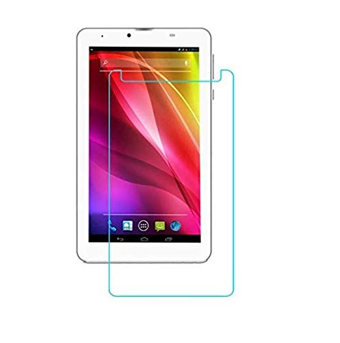 Cyclone Tablet Screen protector for Lava Ivory Plus (1 no) - Not a Tempered Glass
