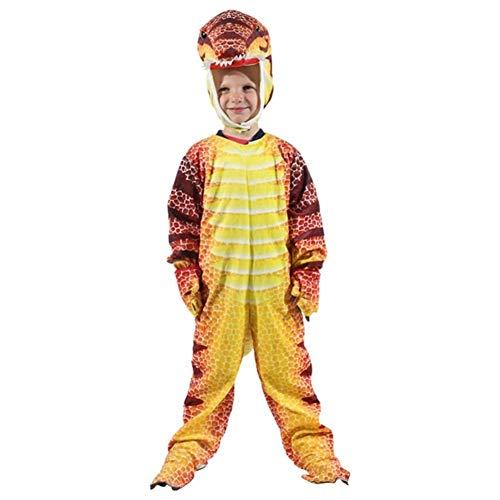 MOSHANG Trajes inflables, los niños Disfraces de Dinosaurios, Juegos de rol de Navidad, Impermeables Pantalones de poliéster Mono, Altura 3.1ft-4.1t Adecuado for los niños, Vestido de la diversión de