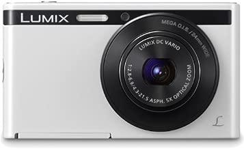 Panasonic Lumix XS1 16.1 MP Compact Digital Camera with 8x Intelligent Zoom (White)