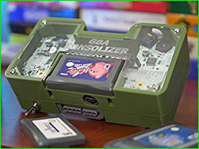 GBA Consolizer - Game Boy Advance HDMI Mod