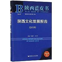 陕西蓝皮书:陕西文化发展报告(2019)