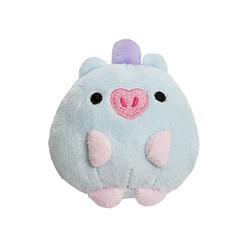 Aurora BT27, 61386, BT21 Offizieller Merchandise, Baby MANG Pong, Plüsch, Lila, Blau/Violett