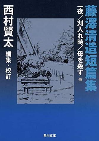 藤澤清造短篇集 一夜/刈入れ時/母を殺す 他 (角川文庫)