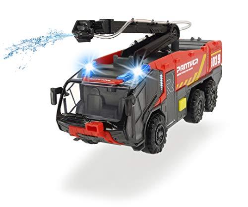 Dickie Toys 203714012 Flughafenfeuerwehr-203714012...