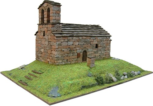 Domus Kits Domus Kits40504 Échelle 1 : 221 cm Romanica 27 Saint Quirc de Durro Churche modèle