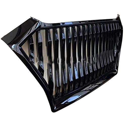 HUAQIEMI ABS Auto Front Kühler Kühlergrille Stoßstange Decorative, Für Hyundai Tucson 2019 2020 Vorne Bumper Radiator Grilles, Car Modified Body Stylling Zubehö