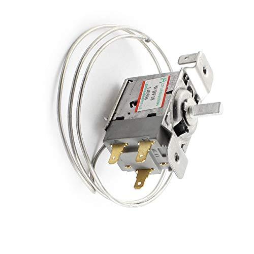 Aexit Kühlschrank Temperaturregelung Kühlschrank Thermostat AC220V-250V 5 (4) A (ce9618a3736d3f35ca4e0bc3b4dd89c4)