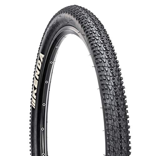BUCKLOS 【UK Stock】 24/26/27.5 x 1.95/2.1 Mountain Bike Tyres, MTB Bead Wire Tyres, 24/26/27.5 Bicycle/Bike Cross Country Tyre, Non-slip, Durable, High Speed, Fit XC, AM, City Bike, 1PC