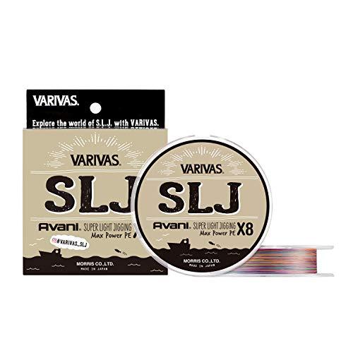 VARIVAS(バリバス) SLJ マックスパワーPE X8 150m 1号