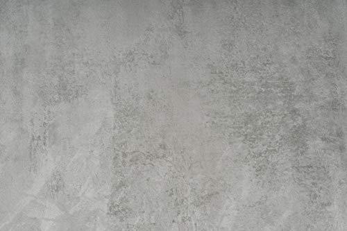 d-c-fix 346-0672 Decorative Self-Adhesive Film, Concrete Grey, 17' x 78' Roll