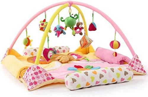 XIHEJD Actividad Play Mat, Juguetes sensoriales, Activity Gym & Play Mat, Mat de Juego de bebés con Modern Design® Gimnasios de Bebé y Actividad Play Mat Kick, Juguetes para bebés, Juegos de b
