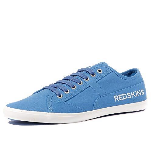 Schuhe Redskins Sneaker Canvas zivec blau, Blau - Blau - blau - Größe: 44