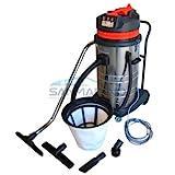 SANMARINO ASPIRADORA Profesional Polvo-Agua 3 Motores. 3000 WATIOS. Valida para LIMPIATAPICERIAS
