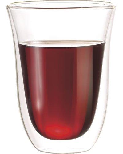 2 verres double paroi - 27 cl [Cucina Dimodena]