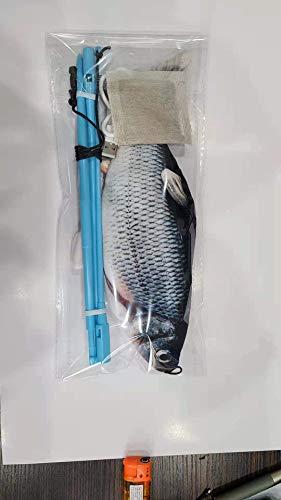 CAMTOA Electric Fish Cat Toy