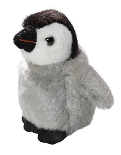 Carl Dick Peluche - Pingüino del bebé de pie (Felpa, 12cm) [Juguete] 3495