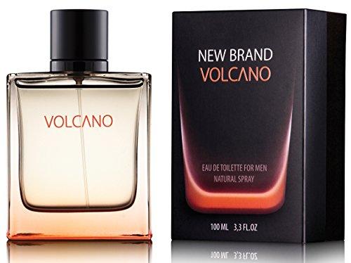 Eau de toilette homme Volcano 100 ml New Brand