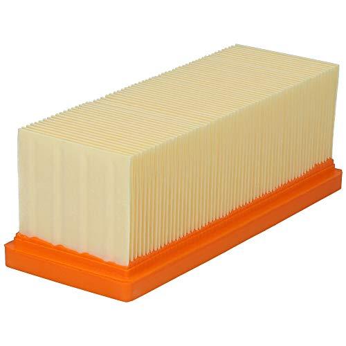 Filtro de láminas adecuado para aspiradoras Kärcher SE 5.100 y SE 6.100 (alternativa de filtro para 6.414-498.0).