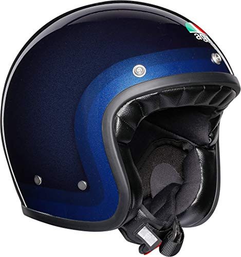 AGV X70 Trofeo Jethelm Blau MS (56)
