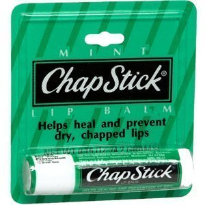 Special Pack of 6 CHAPSTICK Blister Spearmint