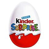 Kinder Sorpresa - Huevo de chocolate - (1 unidad) 20 g