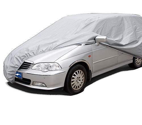 HBCOLLECTION Copriauto, Telo di Copertura per Auto per SUV, MPV, Jeep - Formato M