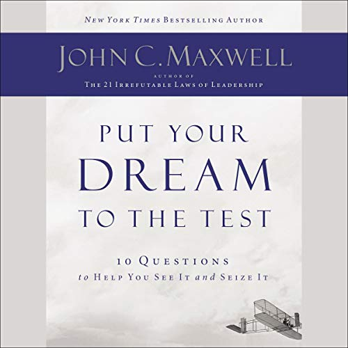 Put Your Dream to the Test  By  cover art