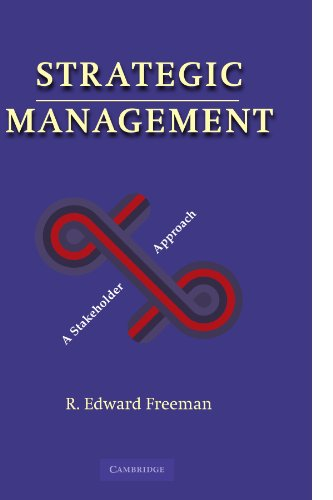 Strategic Management Paperback: A Stakeholder Approach