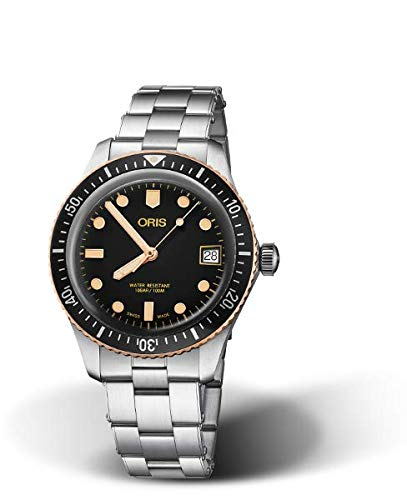 [ORIS]オリス ダイバーズ 65 自動巻き デイト 腕時計 36mm径 733 7747 4354-07 8 17 18 [正規輸入品]