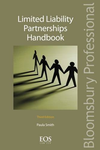 Limited Liability Partnerships Handbookの詳細を見る