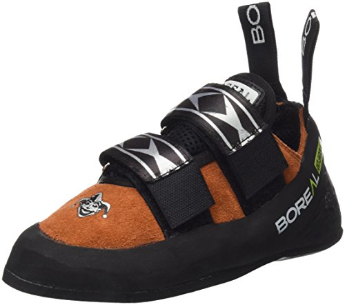 Boreal - Boreal Chaussures d'escalade Joker Velcro Rouge Rouge 4d