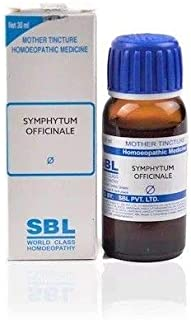 SBL Homeopathic Symphytum Officinale Mother Tincture Q (30 ML) by USAMALL