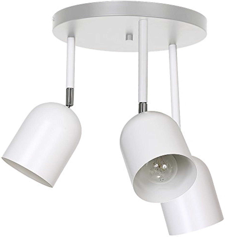 Überhang Lichter überhang Pendelleuchten round Bevin wei 3