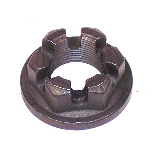 Appletree Automotive Rear Axle Nut, Flanged, for All Aircooled VW, Sold Each Compatible with VW & Dune Buggy