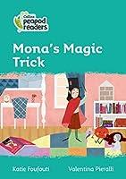 Level 3 – Mona's Magic Trick (Collins Peapod Readers)