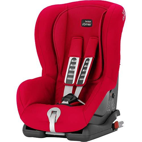 Britax-Romer Duo Plus 2000030797 Seggiolino Auto, Fire Red