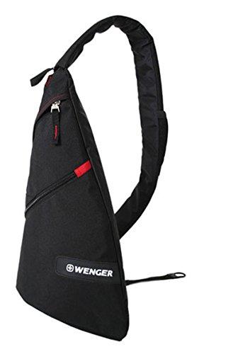 Wenger Body Bag Rucksack, 12 Liter, Schwarz
