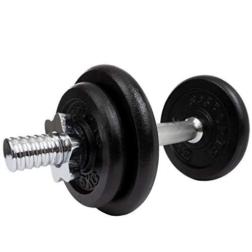 ScSports -   10 kg Hantelset, 1x