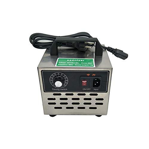220V Portable Ozon Generator Household Space Sterilisator Industrial ozonsterilisator Air Zuivering Verwijder schadelijke gassen en Formaldehyde Allergen
