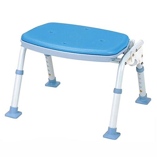 Purchase Shower chair Portable Foldable Lightweight And Strong Bathing Stool Healthcare Elderly Preg...