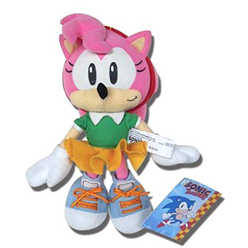 Sonic The Hedgehog Great Eastern GE-7053 Classic Amy Plush