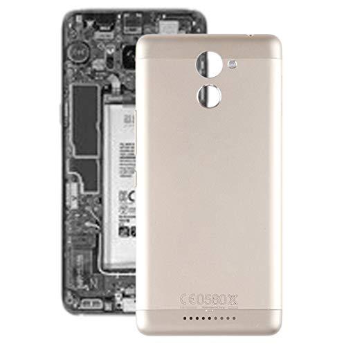 JIANGHONGYAN Accesorios telefonicos Tapa Trasera de Batería con Teclas Laterales para BQ Aquaris U Plus
