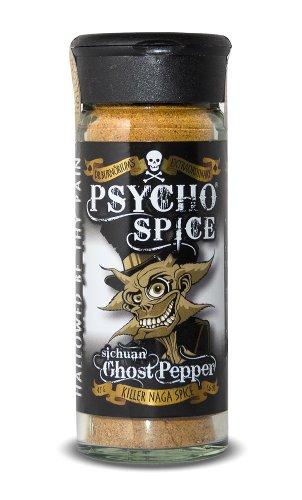 Psycho Spice pimienta de sichuan fantasma